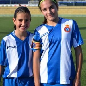 Alumnas Lecop Carla y Nuria